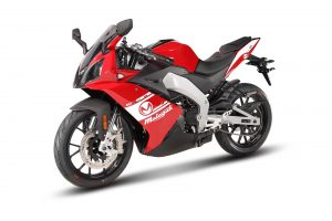Malaguti RST125 red